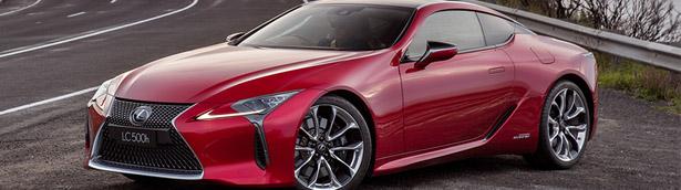 Lexus LC 400 h takes home prestigious awards. Details here!