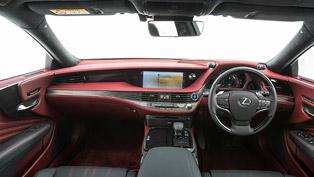 Lexus team wins prestigious award for interior design