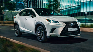 lexus team adds new trim level to the nx 300h lineup
