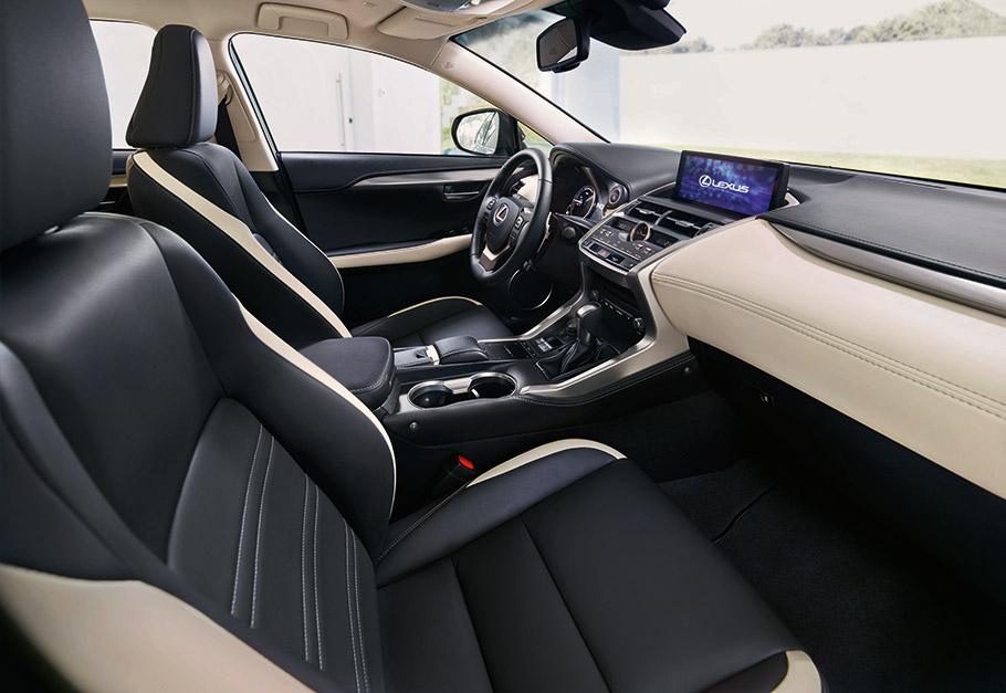 2018 Lexus NX Sport