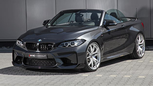 Lightweight team showcases one more BMW M2 project