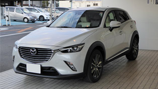 Mazda launches exclusive CX-3 vehicle for Japanese market