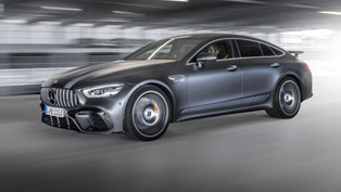a neat mercedes-amg coupe heads our way!