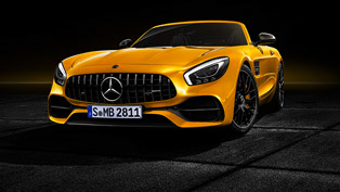 Mercedes-AMG is about to release its latest GT S Roadster machine