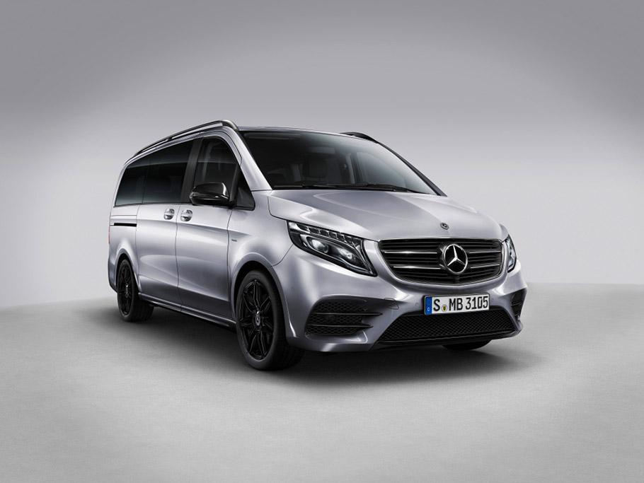 2018 Mercedes-AMG Night Edition V-Class