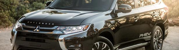 Mitsubishi Outlander PHEV takes home a prestigious award