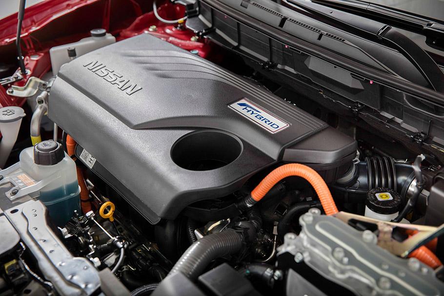 2018 Nissan Rogue Hybrid