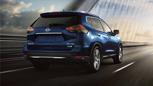 Nissan showcases more details for Rogue Hybrid SUV