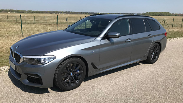 Noelle Motors team showcases a massive upgrade for BMW M5