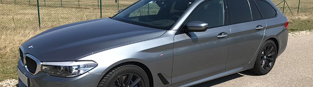 Noelle Motors team showcases a massive upgrade for BMW M5