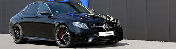Posaidon team showcases a revised Mercedes-AMG vehicle