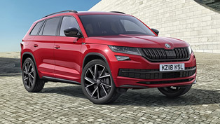 skoda kodiaq receives more prestigious awards