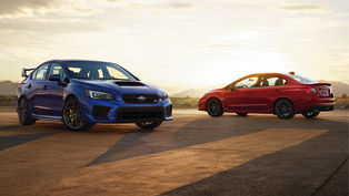 subaru reveals further details for the wrx lineup
