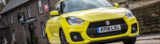 Suzuki reveals a new Swift model. Details here!