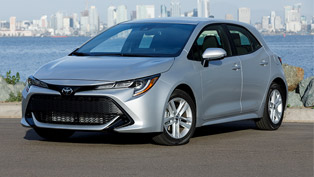Toyota presents sportier and more agile Corolla Hybrid