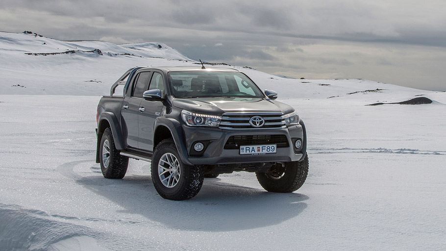 2018 Toyota Hilux AT35