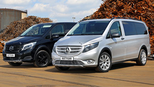 VANSPORTS.DE updates the V-Class lineup. Details here.