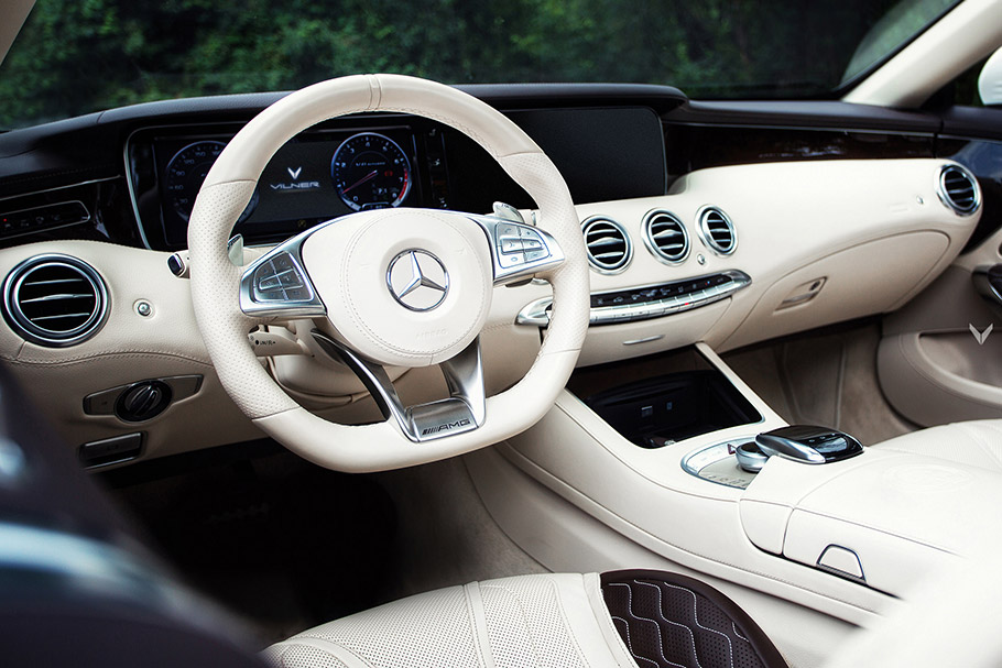 2018 Vilner Mercedes-AMG S 63 4MATIC
