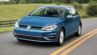 2018 Golf is in Kelley Blue Book's 10 Coolest Vehicles!