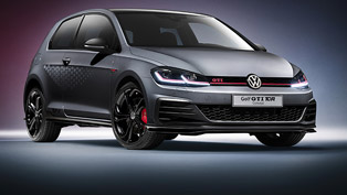 volkswagen golf gti tcr concept: it's here at last!