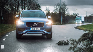 volvo takes further steps in terms of vehicle safety features