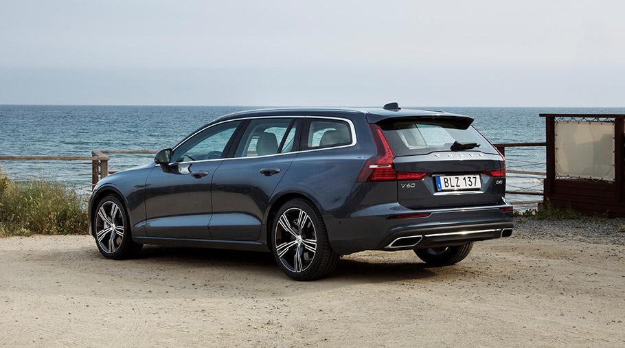 2018 Volvo V60 Inscription