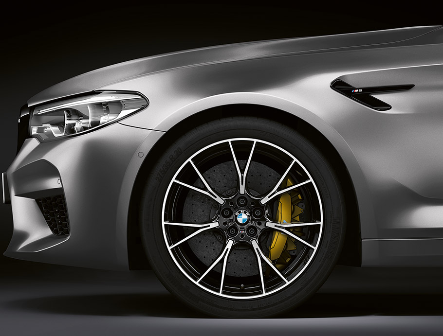 2018 BMW M5 Competition Sedan