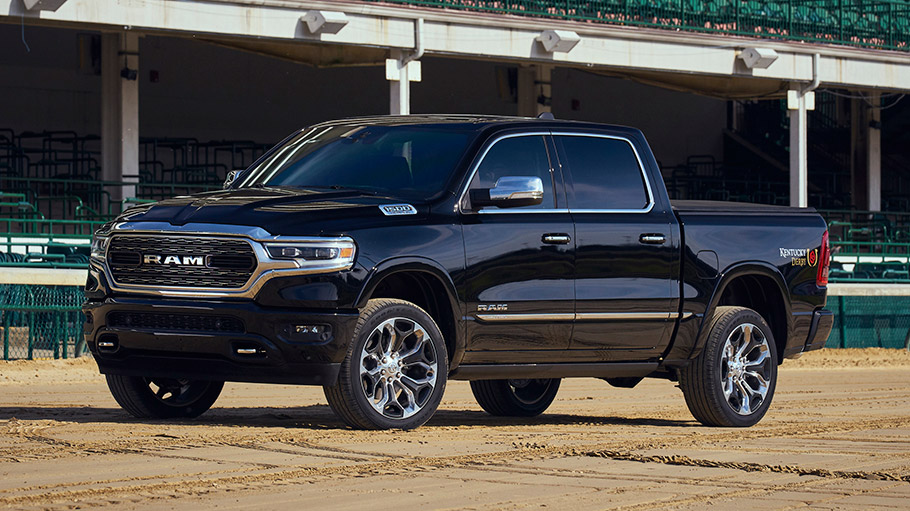 2019 Ram 1500 Kentucky Edition