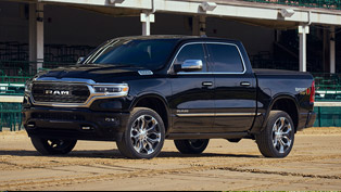 Ram team showcases a new limited edition truck