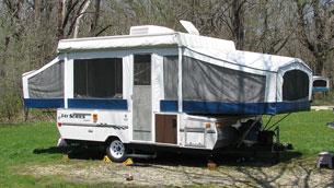 Why You Need a Pop-up Tent Trailer!