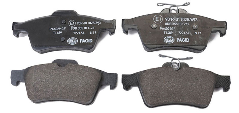 Progressive-Brake-Pads