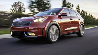 kia niro earns the highest five star rating from iihs