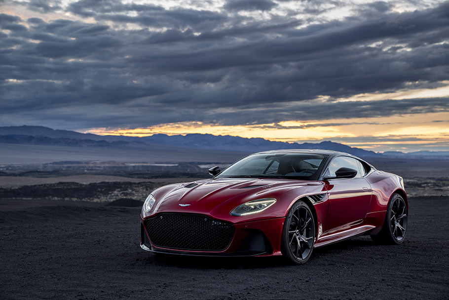 2018 Aston Martin DBS Superleggera