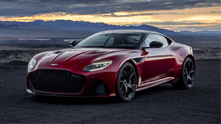 Aston Martin presents DBS Superleggera [VIDEO]