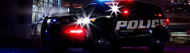 Ford reveals new law enforcement machine