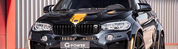 G-POWER team showcases a menacing X6 machine