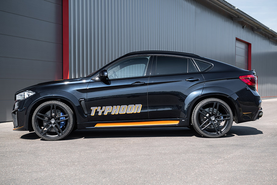 2018 G-POWER X6 M TYPHOON