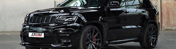 GME team reveals menacing and beautiful Jeep Cherokee