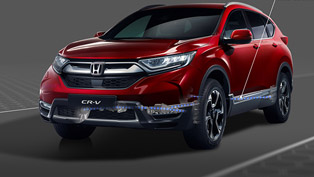 honda and cr-v's advanced drivetrain system. check 'em out!
