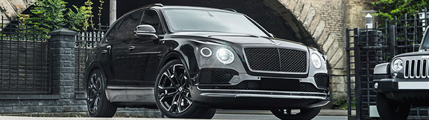 Kahn Design proudly presents Diablo - elegant and yet menacing SUV
