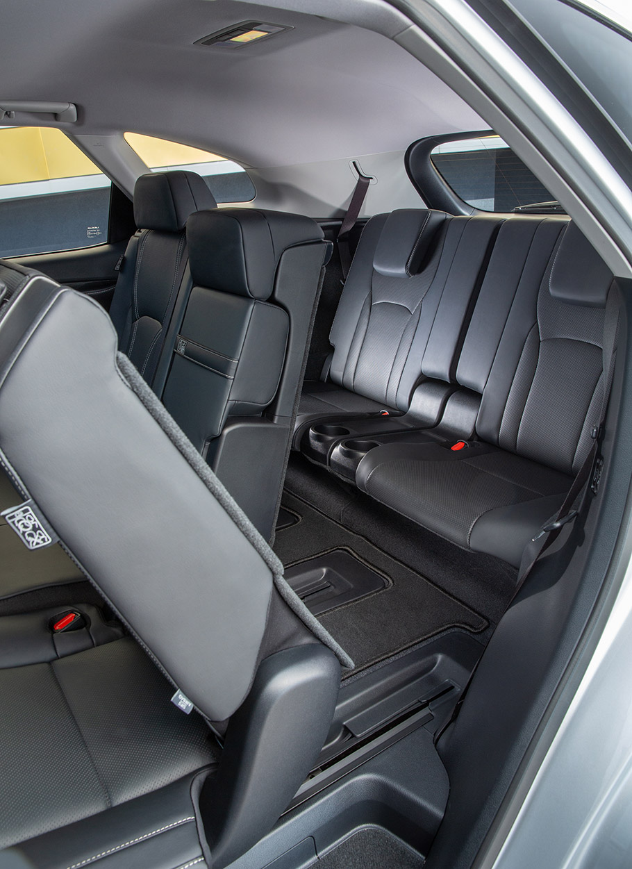 2018 Lexus RX 450 LX