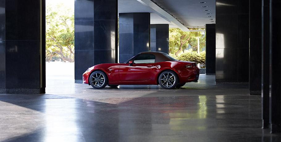 2018 Mazda MX-5 Roadster