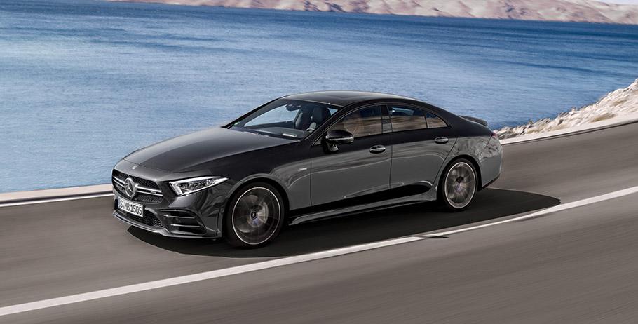2018 Mercedes-AMG CLS