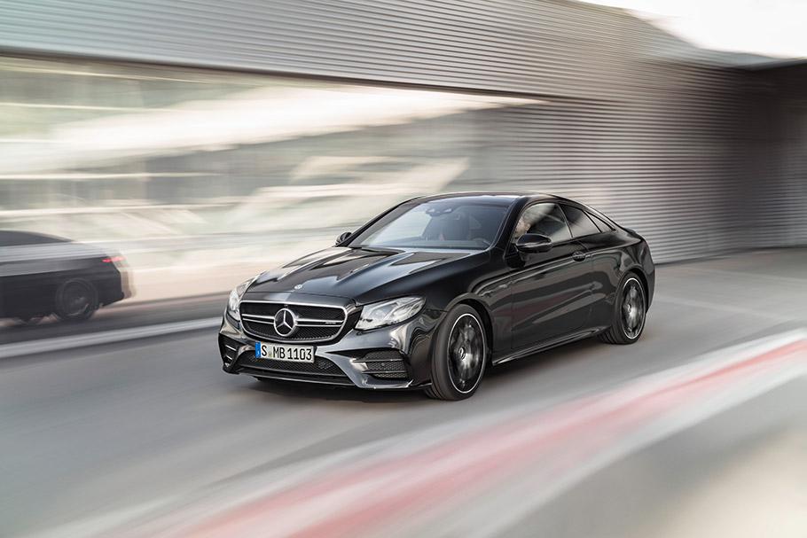 2018 Mercedes-AMG E 53