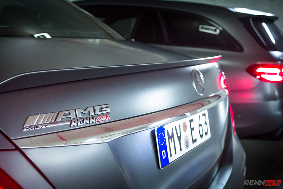 2018 RENNtech Mercedes-AMG E 63