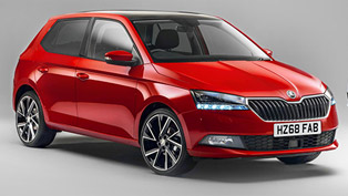 SKODA reveals details for the revised Fabia lineup