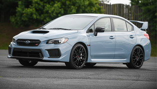 subaru reveals wrx and wrx sti series.gray models