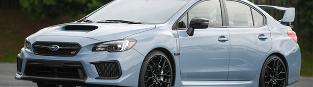 Subaru reveals WRX and WRX STI Series.Gray models