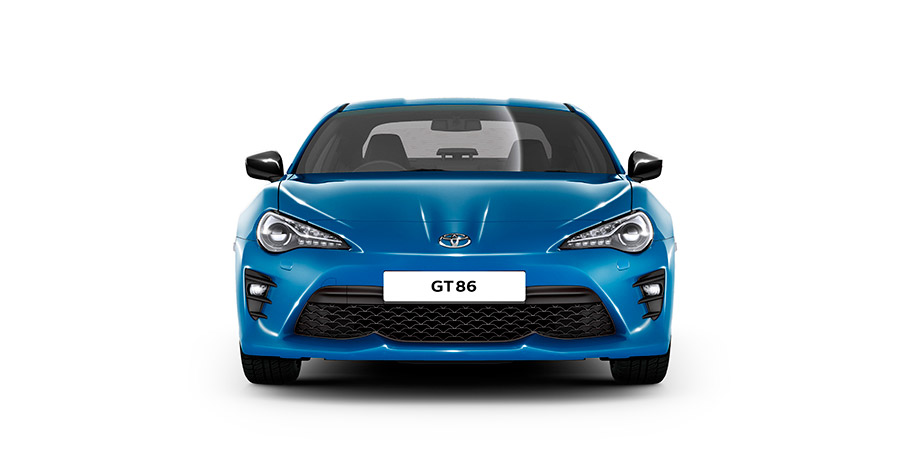 2018 Toyota GT86 Blue Edition