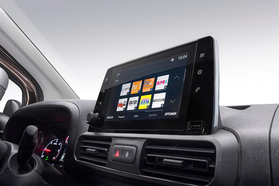 Vauxhall Reveals New Combo Van